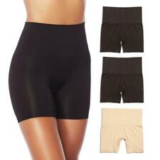 Yummie Seamless Shaping Shortie 3-pack-Black/Black/Frappe-M/L-New