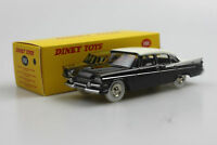 Black Dinky TOYS 1:43 Dodge Royal Sedan  Alloy car Model supercar  191