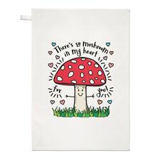 C'è così FUNGO nel mio cuore per te asciugamani Dish Cloth-divertente San Valentino