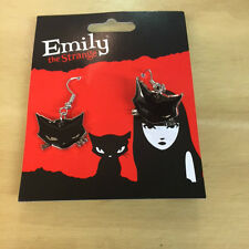 Orecchini Neechee Earrings Emily The Strange Gattini