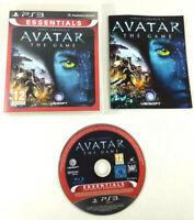 Jeu Playstation 3 PS3 VF James Cameron Avatar avec notice Envoi rapide et suivi