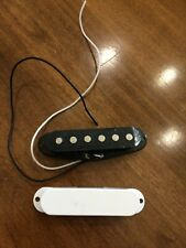OEM Fender Bronco Bass ALNICO Single Coil Pickup with White Cover Used Works