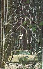 LE DOUBLE CHEVRON 7 1966 PRIX TOUR DU MONDE EN 2CV 1957 66 AMI 6 CORSE COU ALPES
