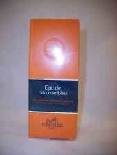 Hermes Eau De Narcisse Bleu Hair and Body Shower Gel  80 mL (2.7 Oz). New Sealed