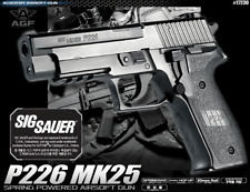 Academy P226 MK25 17230 Airsoft Pistol BB Shot Gun New 6mm Hand Grips Toy Kids