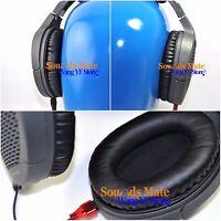 Memory Foam Replacement Ear Pads For Sennheiser HD545 HD565 HD580 HD600 HD650 LR