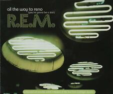 REM - All The Way To Reno 2001 CD single
