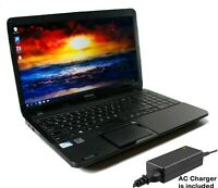 15.6'' Toshiba Satellite C850 / Intel 2.2GHz / 4GB DDR3 / SSD 240GB/ WIN 10