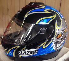 Nuevo casco Lazer LZ6 Diablo Xlarge