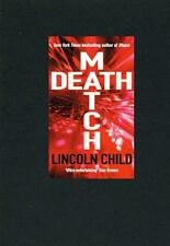 Death Match by Lincoln Child (Paperback, 2005) BRAND NEW