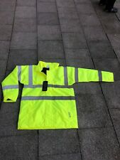 **NEU** Gr. M  SAFESTYLE  Warnschutzparka Warnschutz Parka Jacke gelb Harry 2355