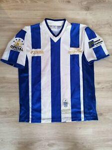 RARE Honduras #12 National Team 2000 2001 Football Jersey S M Camiseta Trikot
