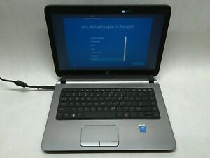 "HP ProBook 440 14"" Laptop Intel Core i5 4GB 250GB Windows 10"