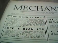 mechanics magazine complete july 31st 1942