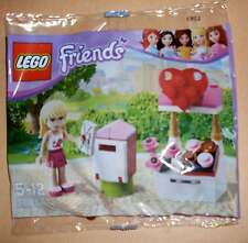 Lego Friends 30105 Mailbox - Briefkasten mit Figur - Set Polybag Tütchen Neu OVP