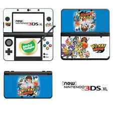 Yo-Kai Watch Vinyl Skin Sticker for NEW Nintendo 3DS XL (with C Stick)