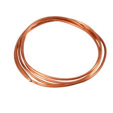 2M Kupferrohrring weiches Kupfer Rohr OD 4mmxID 3mm für Abkühlung Klempnerarbeit