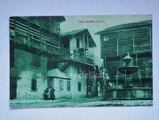 UDINE CARNIA case rustiche vecchia cartolina