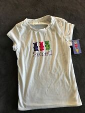 ISCREAM GUMMY BEAR SWEET T SHIRT TOP SIZE LARGE 14-16