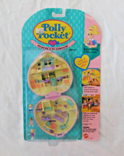 Polly Pocket Perfect Playroom Compact Vintage New NIP Sealed Mattel Toys Rare
