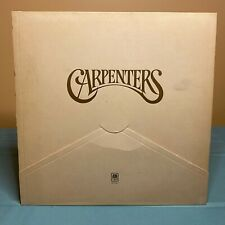 Carpenters (Rock, Pop) 1971 Vinyl Lp A&M Records Sp-3502