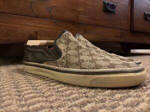 Gucci Shoes Men's Size 9 U.S. Slip-on