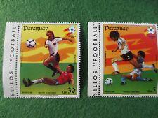 PARAGUAY # C559, 561 MNH SUMMER OLYMPICS Soccer