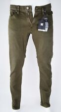 2016 NWT MENS DC STRAIGHT COLOR JEANS $69 32 dc dark olive pants