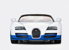 1:18 Bugatti Veyron Grand Sport Vitesse Diecast Model Car White New in Box