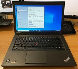 Lenovo ThinkPad T440 i5-4300U @1.90GHz 4th Gen 4GB Ram 180GB SSD Laptop