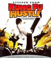 Kung Fu Hustle 0043396151253 With Stephen Chow Blu-ray Region a