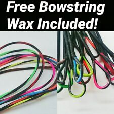 Scorpyd RDT 125 Bowstring +Cable Set w/ Free String Wax/Warranty