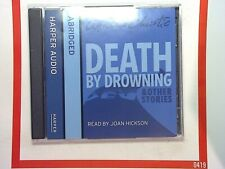 Agatha ChristieDeath by Drowning: and other stories 2 Audio CD Nr Mint