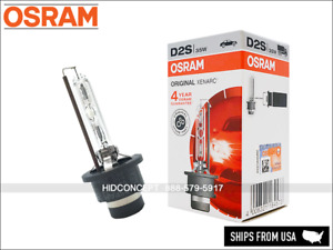 1x OSRAM Xenarc OEM D2S HID Xenon Headlight Bulb 66240 4300K 35W Made in Germany