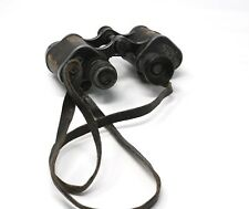 A Pair Of Vintage Carl Zeiss Jena 6F6 Binoculars No 70892