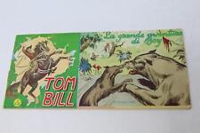 TOM BILL ORIGINALE EDIZIONI A.R.C. N° 1 [SM-072]