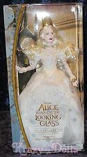 Disney Alice Through The Looking Glass Film Collection Doll Mirana White Queen