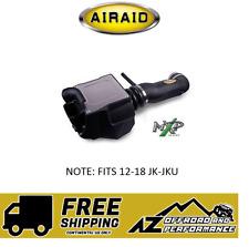 Airaid MXP Air Intake System w/ SynthaFlow 12-18 Jeep Wrangler JK JKU 3.6L V6