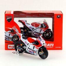 MAISTO 1:18 DUCATI Moto GP Race Bikes #04 Andrea Dovizioso Diecast Motorcycle