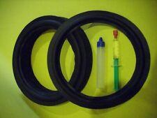 Quadral Montan Mk IV Altoparlante Cianfrinatrice Set Alta Qualità Foam Rings 238
