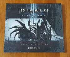 Diablo III 3: Reaper of Souls Collectors Edition Soundtrack - Music CD - SEALED