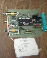 Westinghouse 3359C39G01 Bistable Relay Driver board