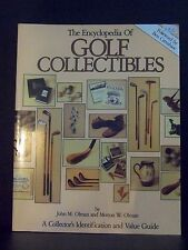 The Encyclopedia of Golf Collectibles Collector's Identification & Value guide