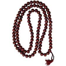 Shaolin Monk Zen Prayer Beads Necklace 108 Beads Kung Fu Tai Chi Wu Shu Wushu