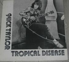 ROLLING STONES Mick Taylor TROPICAL DISEASE Orange Vinyl EXILE outtakes 1971