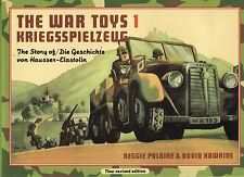 The War Toys 1 Kriegsspielzeug The Story Geschichte von Hausser-Elastolin Buch