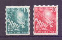 Bund 1949 - Bundestag - MiNr. 111/112 postfrisch** - Michel 100,00 € (154)