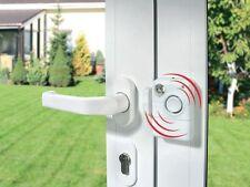 Glasbruchmelder Türalarm Fensteralarm Tür Sicherung Alarmanlage Melder NEU