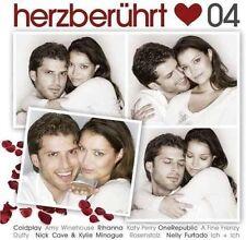HERZBERÜHRT 04 - 2 CD NEU Depeche Mode Schiller Sinead O'connor One Republic
