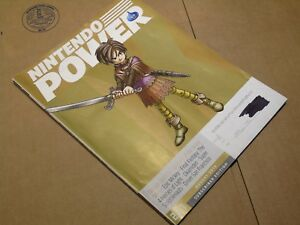 #257 257 Nintendo Power Final Fantasy Epic Mickey N64 Video Game System NES